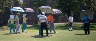 タイでゴルフ友達になりましょ。2-3