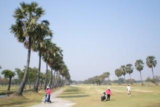 タイでゴルフ友達になりましょ。2-2